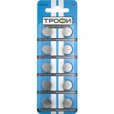 Батарейка щелочная (алкалиновая) Трофи G13 (357) LR1154, LR44 (200/1600/134400) (часовая) | C0034935 | ЭРА
