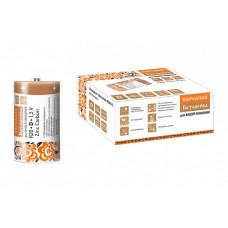Элемент питания R20 D Zinc Carbon 1,5V SH-2 Народный | SQ1702-0022 | TDM