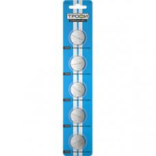 Батарейка литиевая Трофи CR2450-5BL (100/1000/32000) (часовая) | C0034062 | ЭРА
