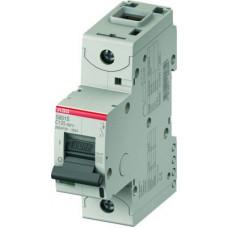 Выключатель автоматический однополюсный S801C 13А C 25кА (S801C C13) | 2CCS881001R0134 | ABB