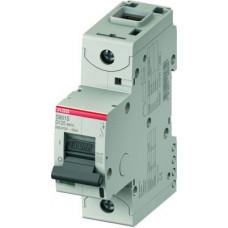 Выключатель автоматический однополюсный S801C 10А D 25кА (S801C D10) | 2CCS881001R0101 | ABB