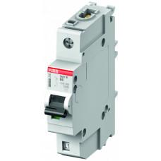 Выключатель автоматический однополюсный S401E 63А B 6кА (S401E-B63) | 2CCS551001R0635 | ABB