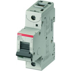 Выключатель автоматический однополюсный S801C 10А B 25кА (S801C B10) | 2CCS881001R0105 | ABB
