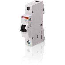 Выключатель автоматический однополюсный SH201 1А C 6кА (SH201 C 1) | 2CDS211001R0014 | ABB