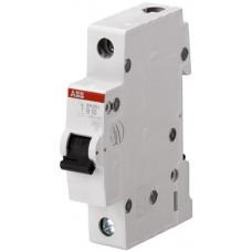Выключатель автоматический однополюсный SH201 25А B 6кА (SH201 B 25) | 2CDS211001R0255 | ABB