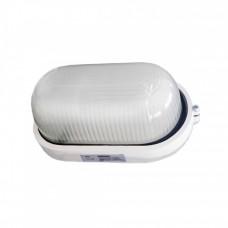 Светильник НПП 1401 60Вт Е27 IP54 белый/овал | LNPP0-1401-1-060-K01 | IEK