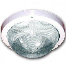 Светильник НПП Селена 1 03-001 100Вт ЛН/КЛЛ/LED Е27 IP65 корпус белый | 1005500139 | Элетех