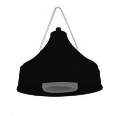 Арматура НСП 03-60 пластик черный без стекла подвес | 1005550237 | Элетех