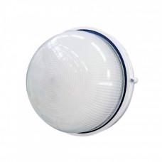 Светильник НПП 1301 60Вт Е27 IP54 белый/круг | LNPP0-1301-1-060-K01 | IEK