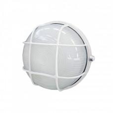 Светильник НПП 1302 60Вт Е27 IP54 белый/круг с реш. | LNPP0-1302-1-060-K01 | IEK