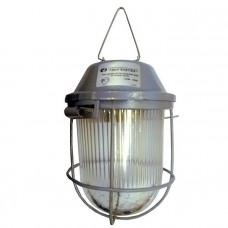 Светильник НСП 02-100-002 IP52 корпус с решеткой серый | 1005550306 | Элетех