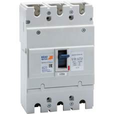 Выключатель автоматический OptiMat E250L125-УХЛ3 | 100009 | КЭАЗ