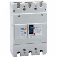 Выключатель автоматический OptiMat E250N125-УХЛ3 | 230652 | КЭАЗ