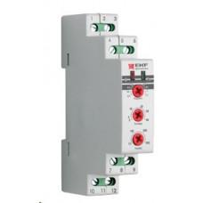 Ограничитель мощности PL-11T 1-фазный для работы с трансформатором тока X/5А EKF | rel-pl-11t | EKF