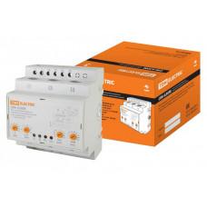 Реле ограничения мощности ОМ-630М 5/50-3Н-01 (3ф, 5-50кВт, 4мод, сумм. расчет, с реле напр.) | SQ1505-0004 | TDM