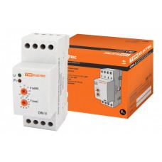 Реле ограничения мощности ОМ-3 0,5/5-01 (1ф, 0,5-5кВА) | SQ1505-0001 | TDM