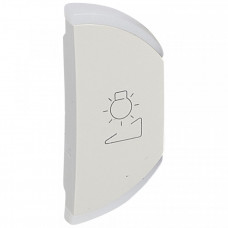 Celiane MyHome SCS Белый Лицевая панель правая светорегулятор | 068178 | Legrand