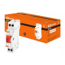 Модульный переключатель трехпозиционный МП-63 1P 25А | SQ0224-0005 | TDM