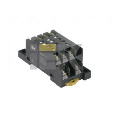 Разъем РРМ77/3(PTF11A) для РЭК77/3(LY3) модульный | RRP10D-RRM-3 | IEK