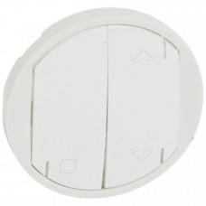 Лицевая панель - для Кат. № 0 672 63/64 - белый | 068174 | Legrand