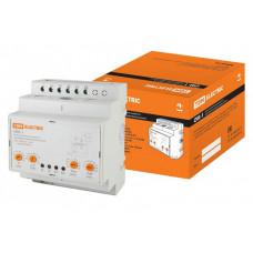 Реле ограничения мощности ОМ-1 3/30-Н-01 (1ф, 3-30кВт, 4мод, с реле напр.) | SQ1505-0003 | TDM