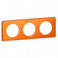Celiane Оранж Пунктум Рамка 3-я (2+2+2 мод) | 068763 | Legrand