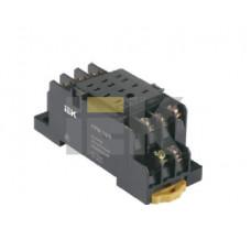 Разъем РРМ78/4(PYF14A) для РЭК78/4(MY4) модульный | RRP20D-RRM-4 | IEK
