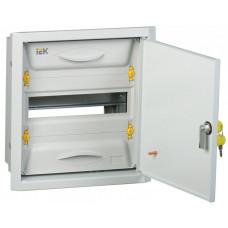 Корпус металлический ЩРв-12з-0 36 УхЛ3 IP31 (335х310х130) PRO | MKM15-V-12-31-ZU | IEK