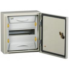 Корпус металлический ЩРн-12з-1 У2 IP54 (329х310х135) PRO | MKM16-N-12-54-ZU | IEK