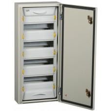 Корпус металлический ЩРн-48з-1 У2 IP54 (704х310х135) PRO | MKM16-N-48-54-ZU | IEK