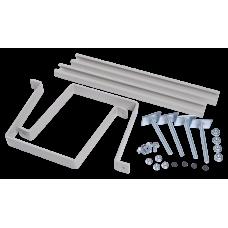 Комплект крепления металлокорпуса к столбу скобой | YKK-0-126 | IEK