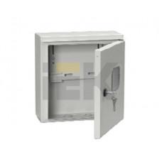 Корпус металлический ЩУ 1/1-0 У1 IP54 (310x300x150) | MKM51-N-01-54 | IEK