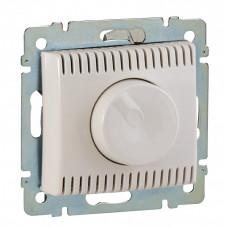 Valena Сл. кость Светорегулятор поворотный 100-1000W для л/н, галог. ламп с обмоточным т-ром | 774160 | Legrand