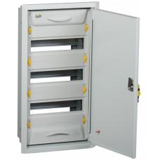 Корпус металлический ЩРв-36з-0 36 УхЛ3 IP31 (585х310х130) PRO | MKM15-V-36-31-ZU | IEK