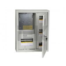 Корпус металлический ЩУРн-3/18зо-1 36 УХЛ3 IP31 (560x440x165)   MKM32-N-18-31-ZO   IEK