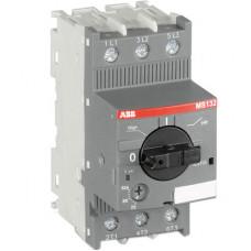 Автоматич.выключ. MS132-0.25 100кА с регулир. тепловой защитой 0.16A-0.25А Класс тепл. расцепит. 10   1SAM350000R1002   ABB