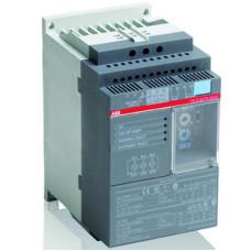 Софтстартер PSS37/64-500FC 220-500В 37/64A для подключения в лин ию и внутри треугольника (110-120В AC)   1SFA892003R2001   ABB