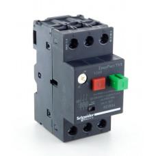 АВТ. ВЫКЛЮЧАТЕЛЬ 1-1,6A | GZ1E06 | Schneider Electric