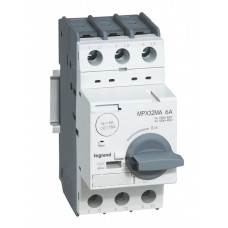 Выключатель авт. защиты двиг. MPX3 32MA 0,16A 100kA   417340   Legrand