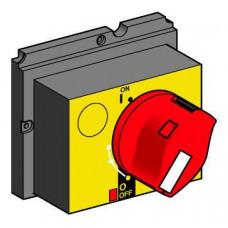 ПОВОРОТН. РУКОЯТКА УПР. КРАСН/ЖЕЛТ. | GV7AP04 | Schneider Electric