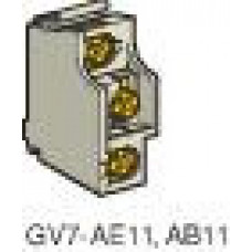 ДОПОЛНИТЕЛЬНЫЙ КОНТАКТ С ПОНИЖЕННЫМ УРОВНЕМ КОММУТАЦИИ | GV7AB11 | Schneider Electric