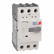 Автоматический выключатель для защиты двигателя OptiStart MP-32T-0,25 | 115714 | КЭАЗ