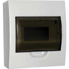 Бокс ЩРВ-П-4 модуля встраиваемый пластик IP41 LIGHT | MKP12-V-04-40-20-L | IEK