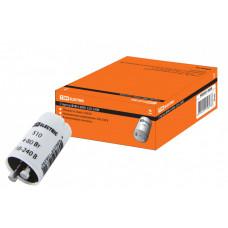 Стартер S10 4-80Вт 220-240В алюм. контакты | SQ0351-0020 | TDM