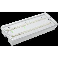 Указатель аварийный светодиодный ДПА 5042-3 5Вт 3 ч универсальный накладной IP65 IEK | LDPA0-5042-3-65-K01 | IEK