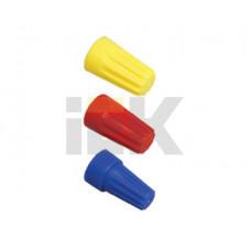Зажим соед. изолирующий СИЗ-1 2.5-4.5 желтый (5 шт) | USC-10-6-005 | IEK