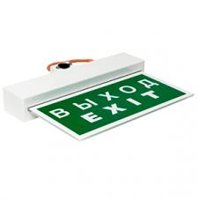 Указатель аварийный светодиодный MITRA BS-5761/3-10x0,3 INEXI SNEL LED 6,8Вт 1/3ч универсальный накладной IP65 | a10310 | Белый свет