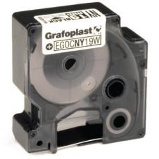 Картридж полиэстер 09мм х 5,5м белый   GRCPO09W   DKC