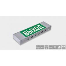 Указатель аварийный светодиодный POLET BS-511/3-4x0,5 INEXI SNEL LED 1/3ч универсальный накладной IP20 | a6543 | Белый свет