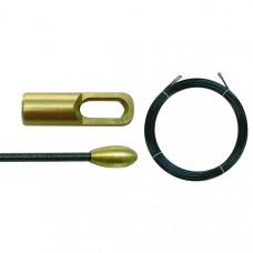 Пруток перлоновый 15 м на 3 мм | 150224 | Haupa